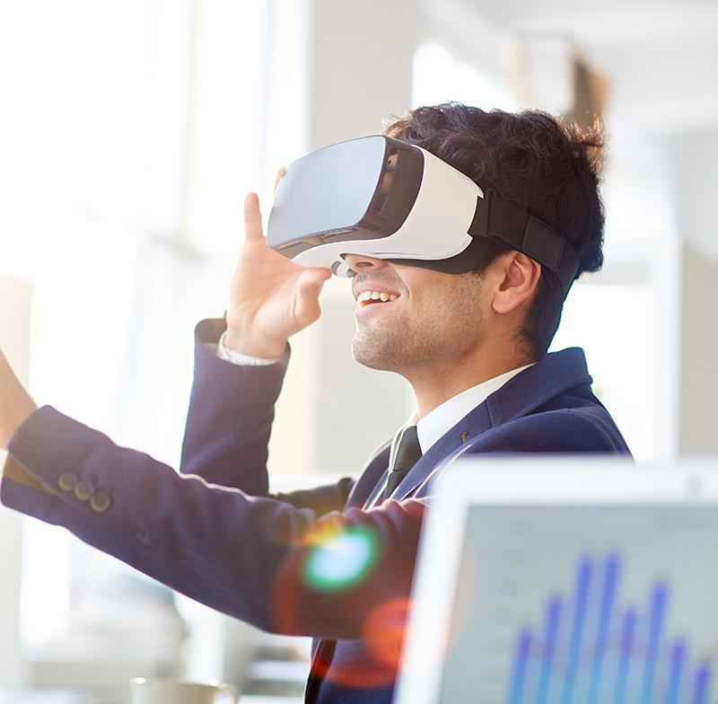 Sanal Gerçeklik Teknolojisi (VR) Nedir?